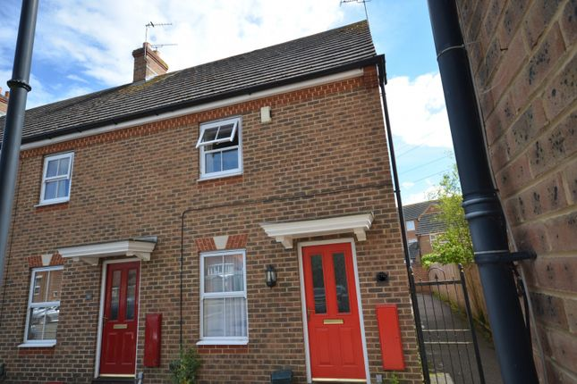 Thumbnail Property to rent in Keen Close, Fairford Leys, Aylesbury