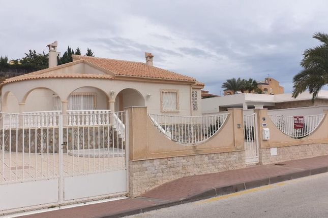 Thumbnail Detached bungalow for sale in La Escuera, La Marina, Alicante, Valencia, Spain