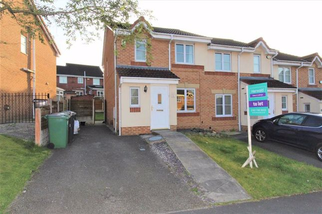 Semi-detached house to rent in Elsworth Close, Radcliffe, Radcliffe Manchester