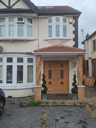 Thumbnail Semi-detached house to rent in Harent Drive, Clayhall