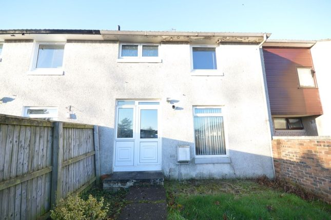 Thumbnail Terraced house to rent in Barnton Place, Glenrothes