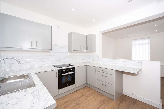 2 bed terraced house to rent in Albany Road, Prescot, Merseyside L34
