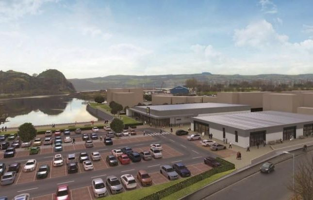 Thumbnail Retail premises to let in Castle Street, Dumbarton