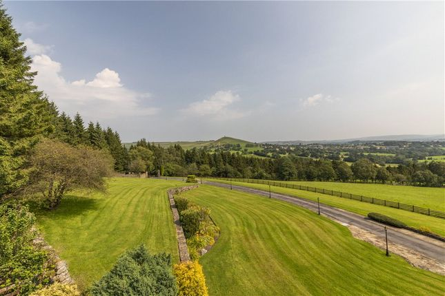 Panoramic Views of Blacko Bar Road, Roughlee, Nelson BB9