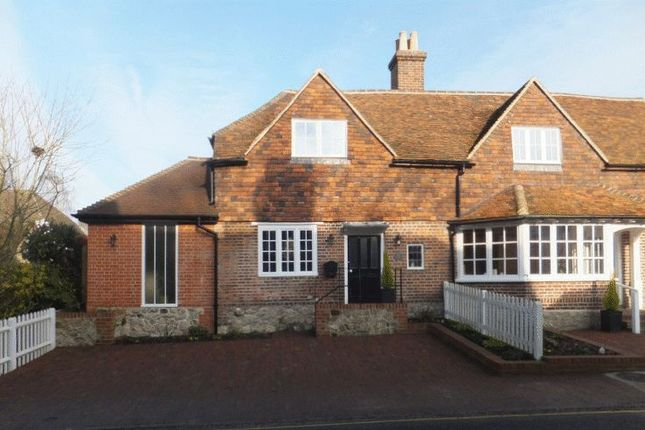 Thumbnail Cottage for sale in High Street, Otford, Sevenoaks