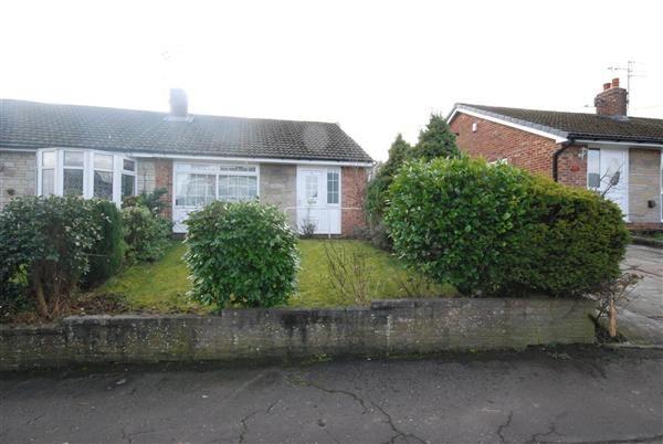 Thumbnail Semi-detached bungalow to rent in Elmsfield Avenue, Norden, Rochdale
