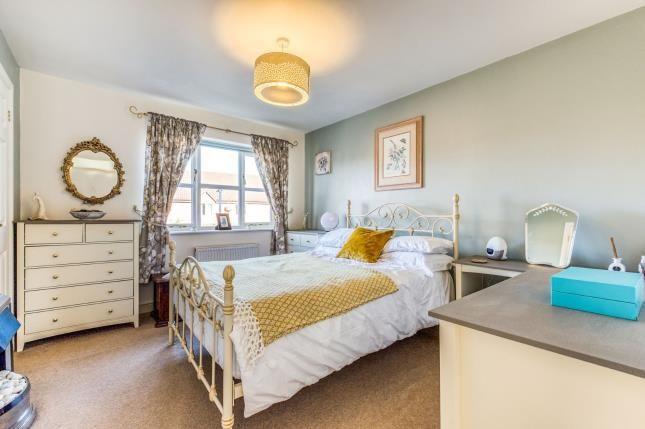 Bedroom One of Otters Rest, Leamington Spa, Warwickshire CV31