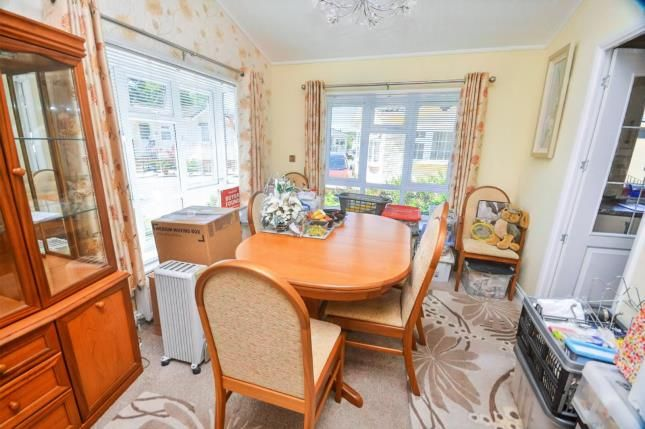 Dining Room of Shirkoak Park, Woodchurch, Ashford, Kent TN26