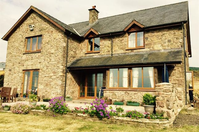 Thumbnail Equestrian property for sale in Llangammarch Wells, Powys, 4Du.