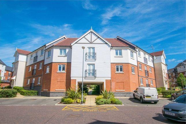 Thumbnail Flat for sale in Joy Clucas House, Apprentice Drive, Colchester, Essex