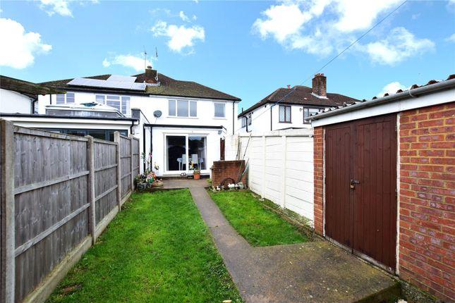 Garden of Beechcroft Avenue, Croxley Green, Rickmansworth, Hertfordshire WD3