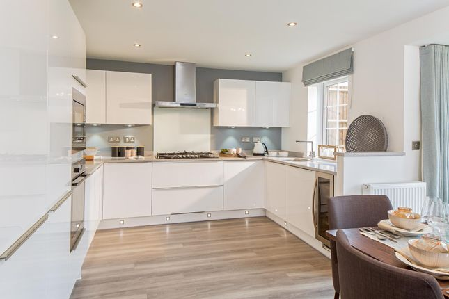 """Thumbnail Detached house for sale in """"Holden"""" at Butt Lane, Thornbury, Bristol"""