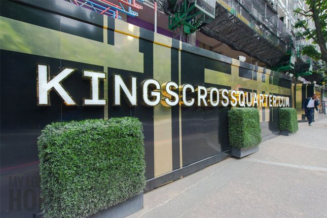 Thumbnail Flat for sale in King's Cross Quarter, 130-154 Pentonville Road, Kings Cross, London