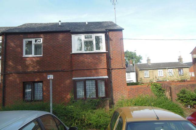 Thumbnail Flat to rent in Durrans Court, Bletchley, Milton Keynes, Milton Keynes