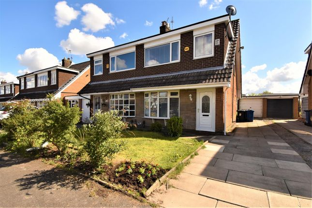 3 bed semi-detached house for sale in Ullswater Road, Tyldesley, Manchester M29