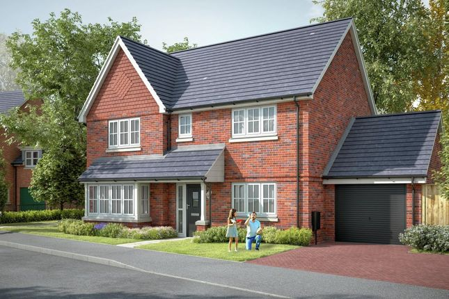 Thumbnail Detached house for sale in Rocky Lane, Haywards Heath, West Sussex