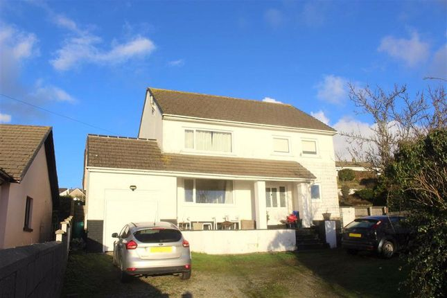 Thumbnail Detached house for sale in Promenade Close, Neyland, Milford Haven