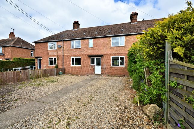 Thumbnail Terraced house for sale in Sutton Estate, Burnham Market, King's Lynn
