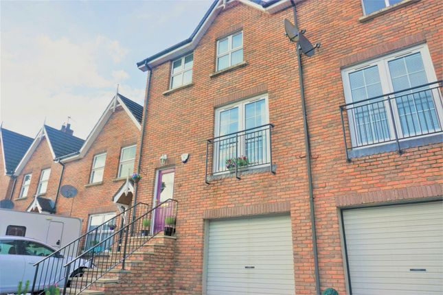 Thumbnail Town house for sale in Church Green, Dromore