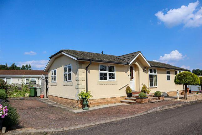 Thumbnail Bungalow for sale in Lodge Park, Langham, Oakham