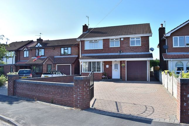 Thumbnail Detached house for sale in Seaton Close, Lightwood