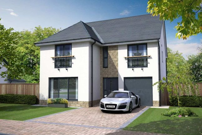 "Thumbnail Detached house for sale in ""Lawrie Grand"" at Ocein Drive, East Kilbride, Glasgow"