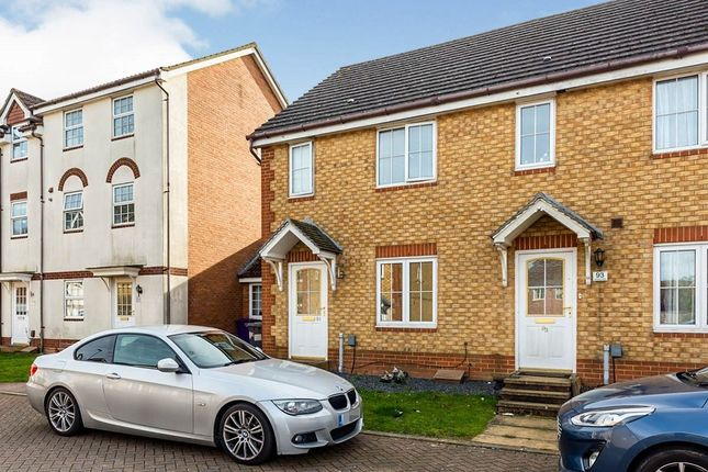 Thumbnail Terraced house to rent in Lomond Way, Stevenage