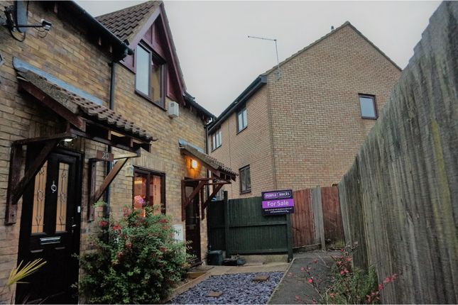 Thumbnail End terrace house for sale in Sibneys Green, Harlow