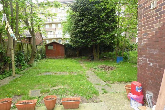 Garden of Barclay Road, London N18