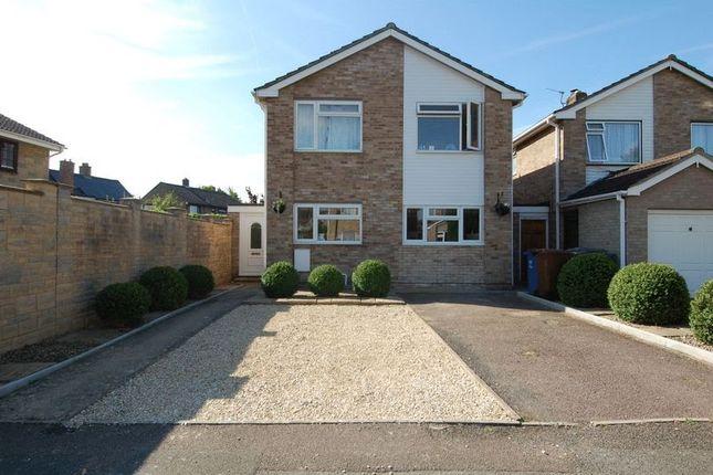 Thumbnail Detached house for sale in Nurseries Road, Kidlington
