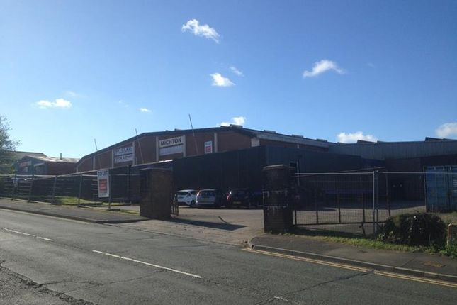 Thumbnail Light industrial to let in Michton Premises, Kingsway, Swansea West Business Park, Swansea, Swansea