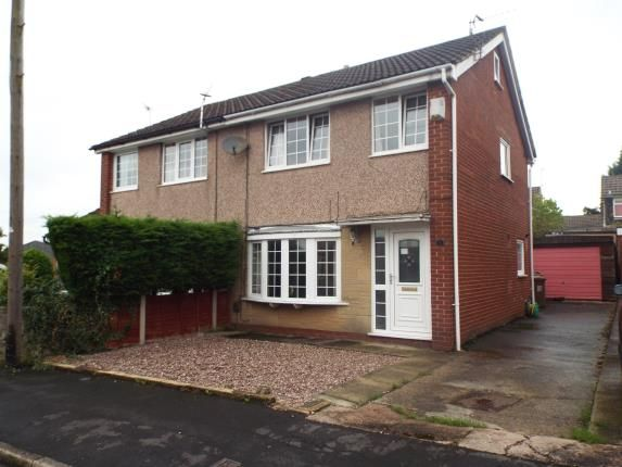 3 bed semi-detached house for sale in Hazelwood Close, Leyland, Lancashire
