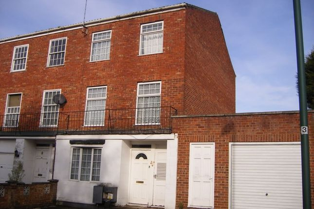 Thumbnail Terraced house to rent in Marloes Close, Wembley