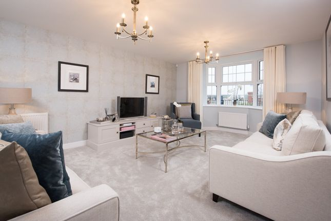 "Thumbnail Detached house for sale in ""Holden"" at Brookfield, Hampsthwaite, Harrogate"