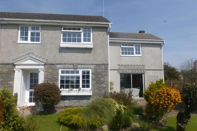 Thumbnail Semi-detached house for sale in 21 Tewdrig Close, Llantwit Major, Vale Of Glamorgan