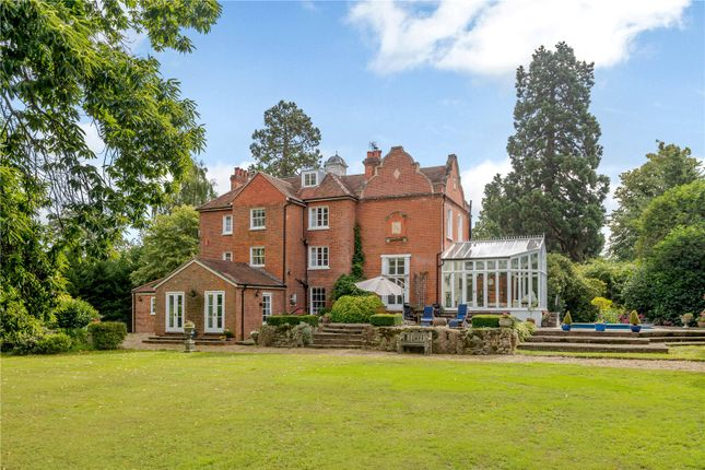 Thumbnail Detached house for sale in Forest Road, Winkfield Row, Bracknell, Berkshire