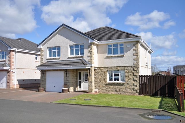 Thumbnail Detached house for sale in 20A Perrays Grove, Dumbarton