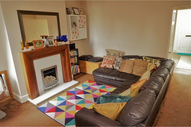 Thumbnail Terraced house for sale in Ivanhoe Street, Newfoundpool, Leicester
