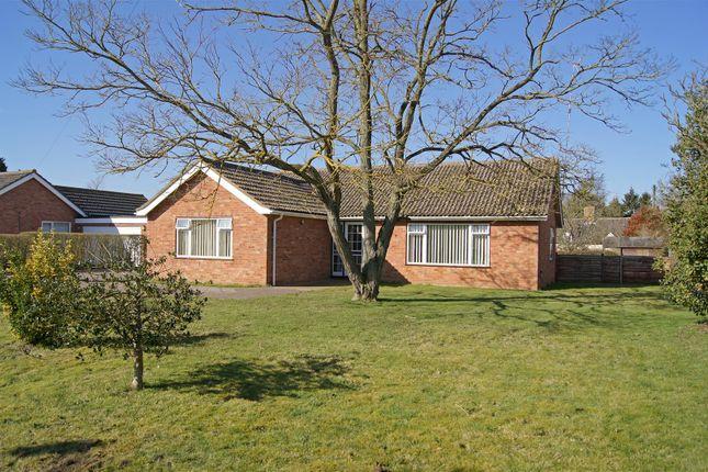 4 bed detached bungalow for sale in Coney Weston Road, Sapiston, Bury St. Edmunds
