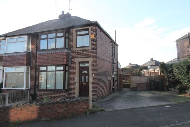 Thumbnail Semi-detached house to rent in Coalbrook Avenue, Woodhouse Mill, Sheffield