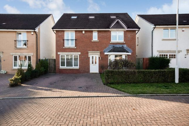 Thumbnail Detached house for sale in 32 Sandpiper Gardens, Dunfermline