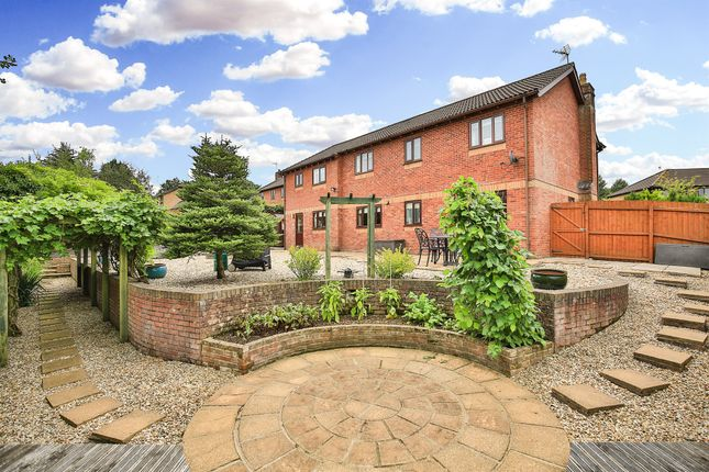 Thumbnail Detached house for sale in St Annes Court, Talygarn, Pontyclun