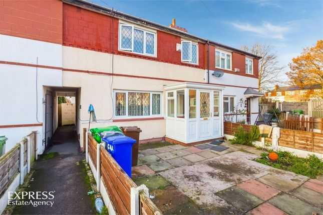 Thumbnail Terraced house for sale in Farrington Avenue, Withington, Manchester