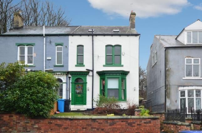 Thumbnail Semi-detached house for sale in Osgathorpe Road, Sheffield, South Yorkshire