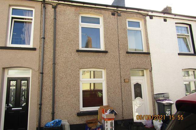 Thumbnail Terraced house to rent in Morgan Street, Blaenavon, Pontypool