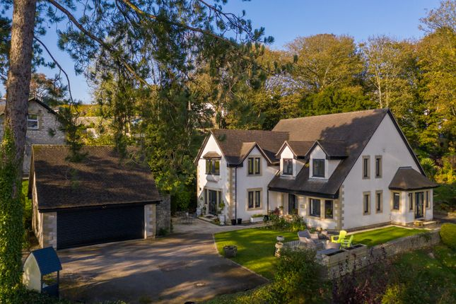 Thumbnail Detached house for sale in Holly Lodge, Kentsford Road, Grange-Over-Sands, Cumbria