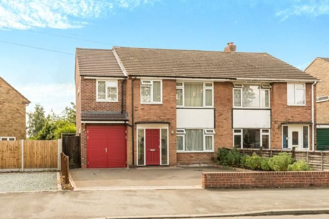 4 bed semi-detached house for sale in All Saints Road, Warwick