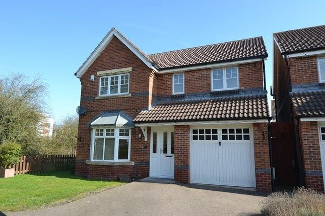 Thumbnail Detached house to rent in Balaams Wood Drive, Northfield, Birmingham
