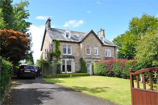 Thumbnail Semi-detached house for sale in Glengarth, Causey Hill, Hexham