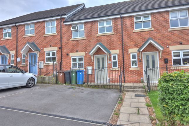 Thumbnail Terraced house for sale in Hart Mill Close, Mossley, Ashton-Under-Lyne